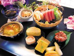 日本料理さそう 料理一例・内観